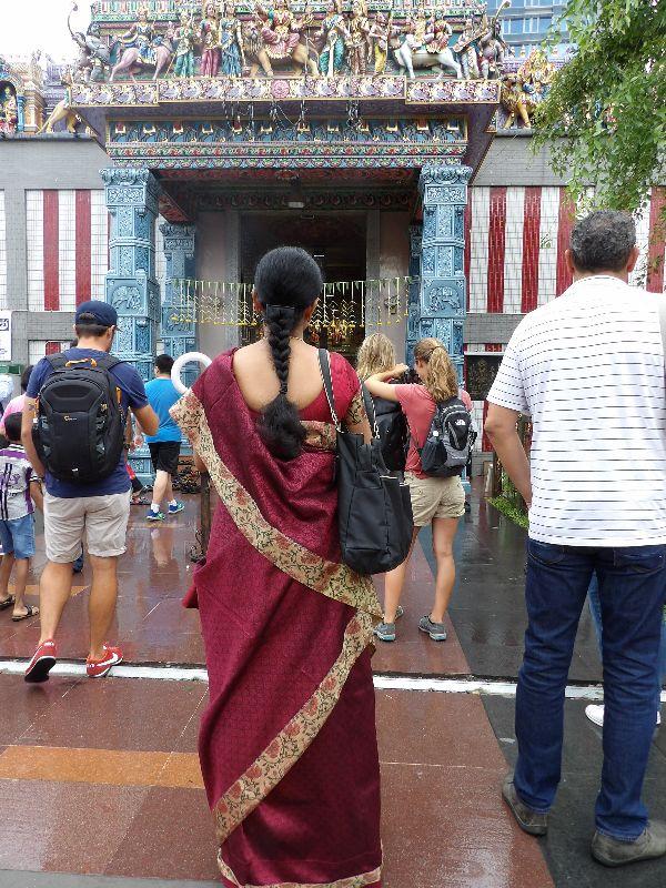 Temple Sri Veeramakaliamman Little India Singapour - DR Melle Bon Plan 2016
