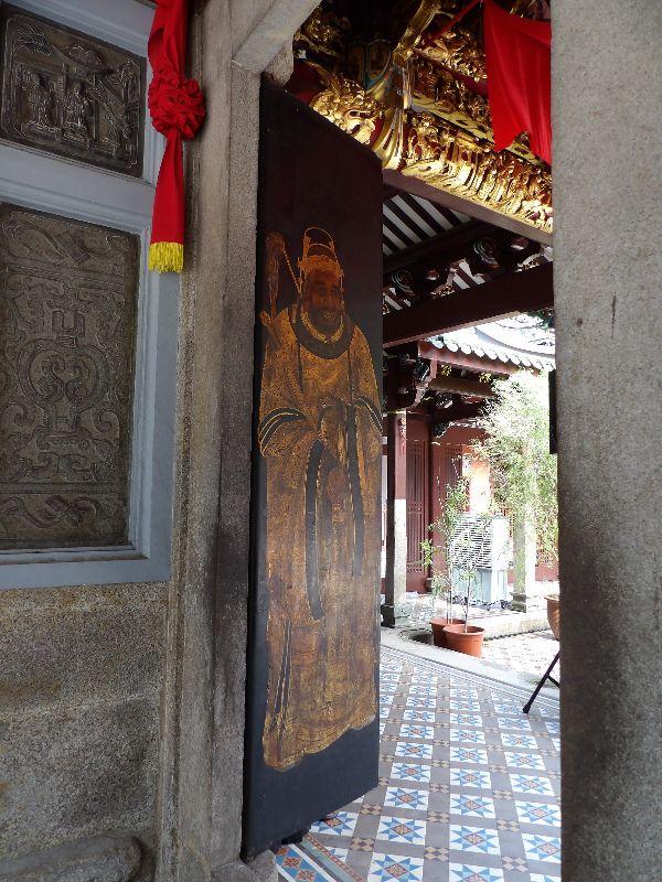 Thian Hock Keng Temple Chinatown Singapour - DR Melle Bon Plan 2016