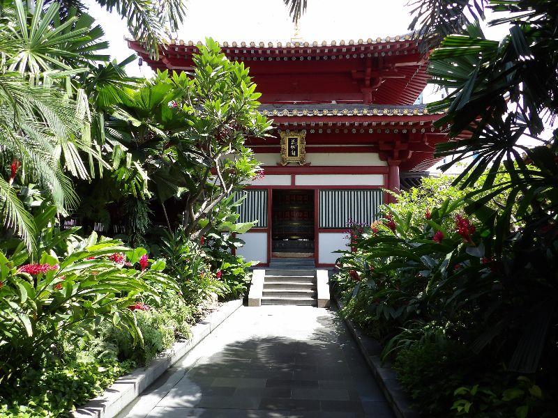 Buddha Tooth RelicTemple Chinatown Singapour - DR Melle Bon Plan 2016