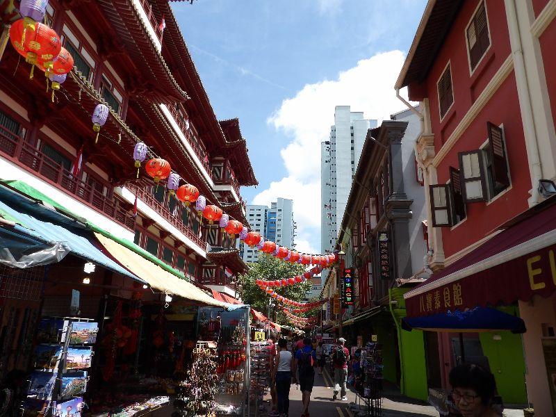 Chinatown Singapour - DR Melle Bon Plan 2016