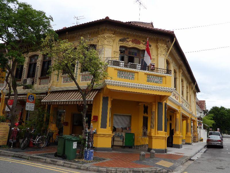 quartier peranakan singapour - DR Melle Bon Plan 2016