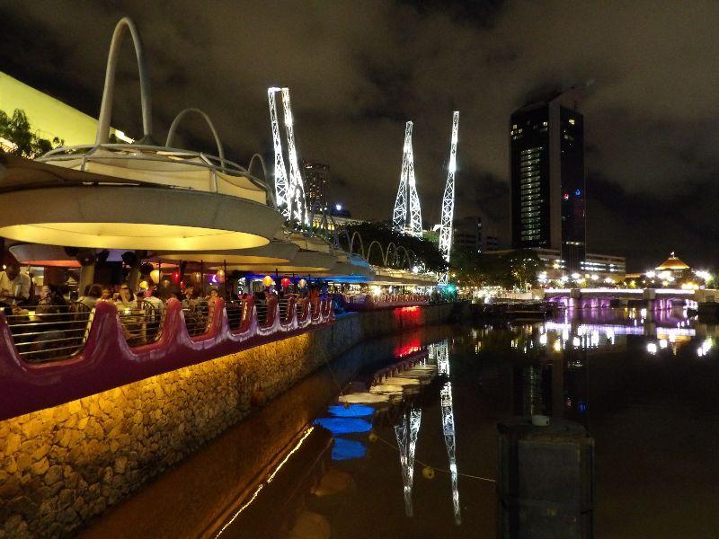 Clarke Quay Singapour - DR Melle Bon Plan 2016