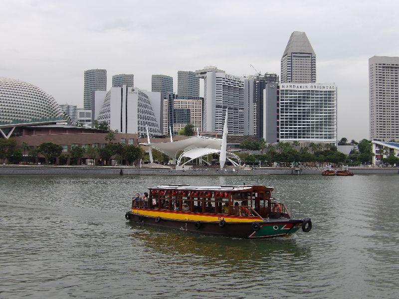 Quartier des Affaires Singapour - DR Melle Bon Plan 2016