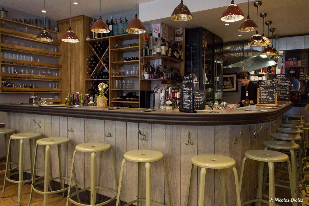 Restaurant La Rallonge - DR Nicolas Diolez 2016