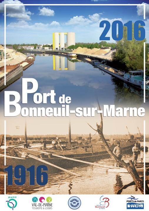 100 ans du Port de Bonneuil-sur-Marne