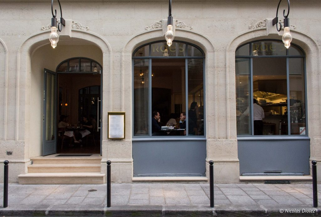 Restaurant Rae's Paris - DR Nicolas Diolez 2016