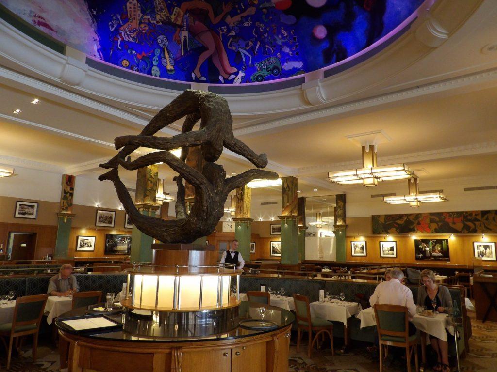 Restaurant brasserie La Coupole Paris - DR Melle Bon Plan 2016