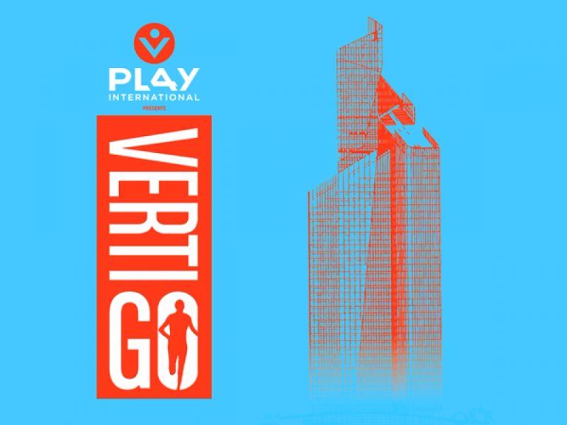 Vertigo course verticale et solidaire de la Maison de la radio
