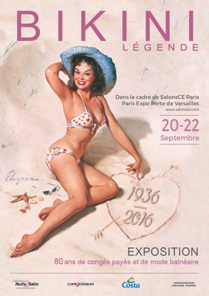 Bikini Légende - L'Exposition
