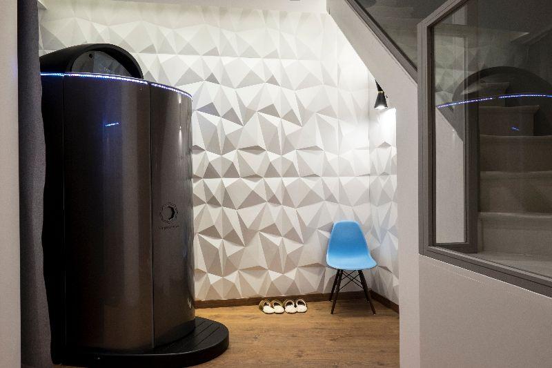 cabine Pole, Institut de Cryothérapie