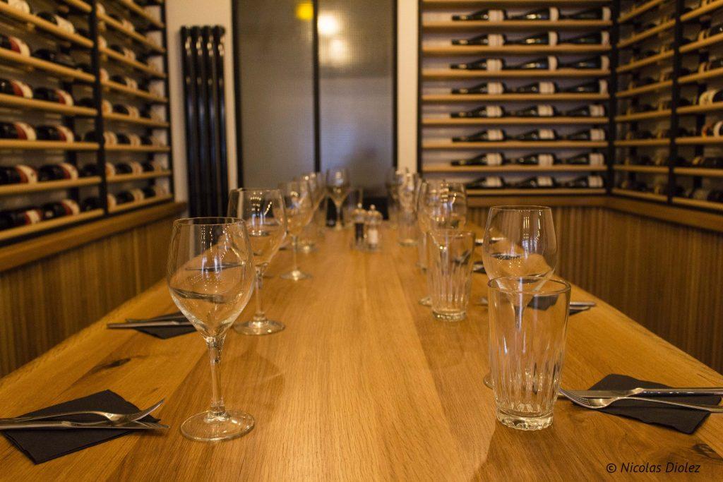 Restaurant italien Kuccini Paris - DR Nicolas Diolez 2016