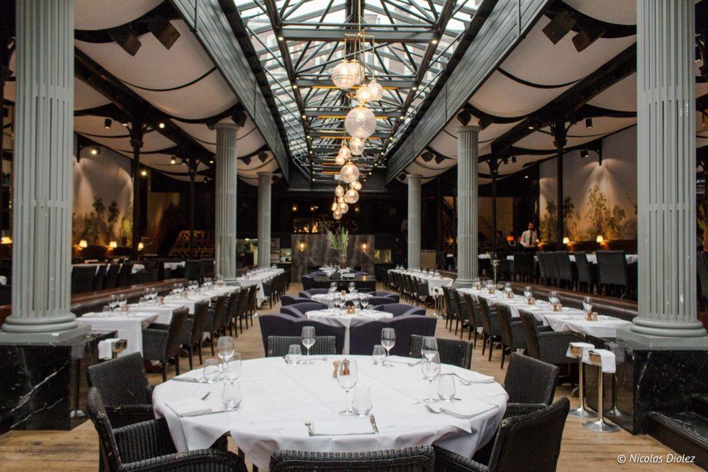 Restaurant La Gare - DR Nicolas Diolez 2016
