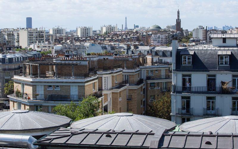 Panorama depuis le toit-terrasse du Palais de la Porte Dorée – Photo Pascal Cailloux © Palais de la Porte Dorée