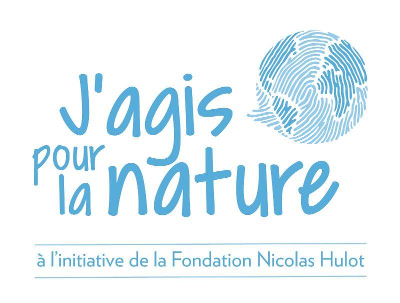 logo j'agis pour la nature 2016