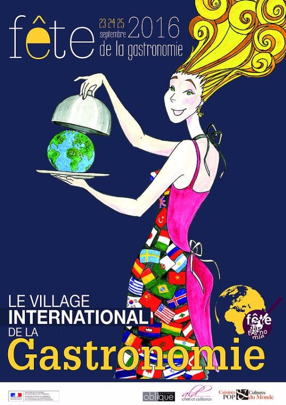 Village International de la Gastronomie 2016