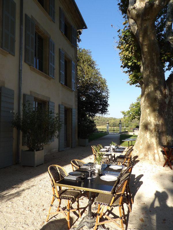 Petit Déjeuner Domaine de Fontenille Luberon - DR Melle Bon Plan 2016