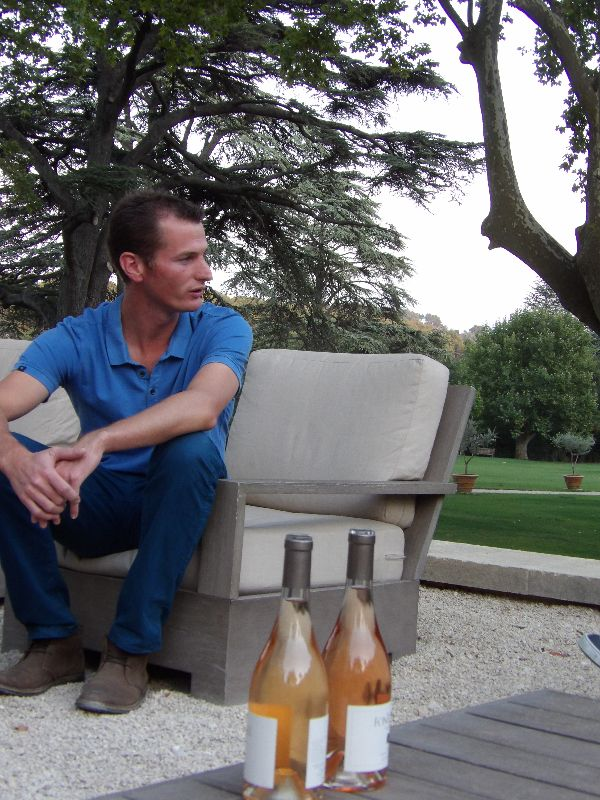 vins Domaine de Fontenille Luberon - DR Melle Bon Plan 2016