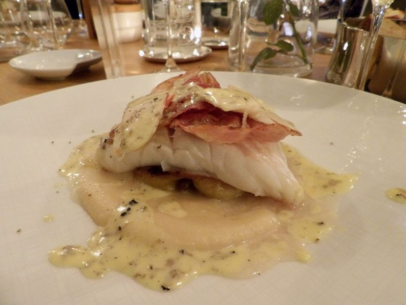 Restaurant le Champ des Lunes Domaine de Fontenille Luberon - DR Melle Bon Plan 2016