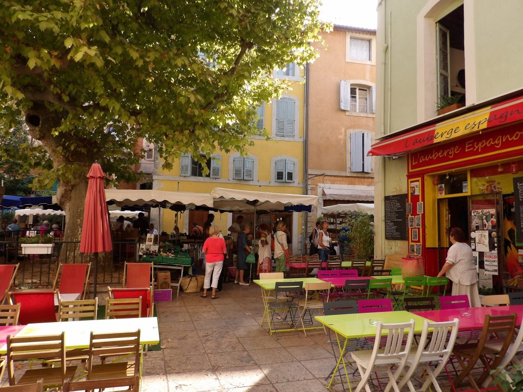 place Apt Luberon - DR Melle Bon Plan 2016
