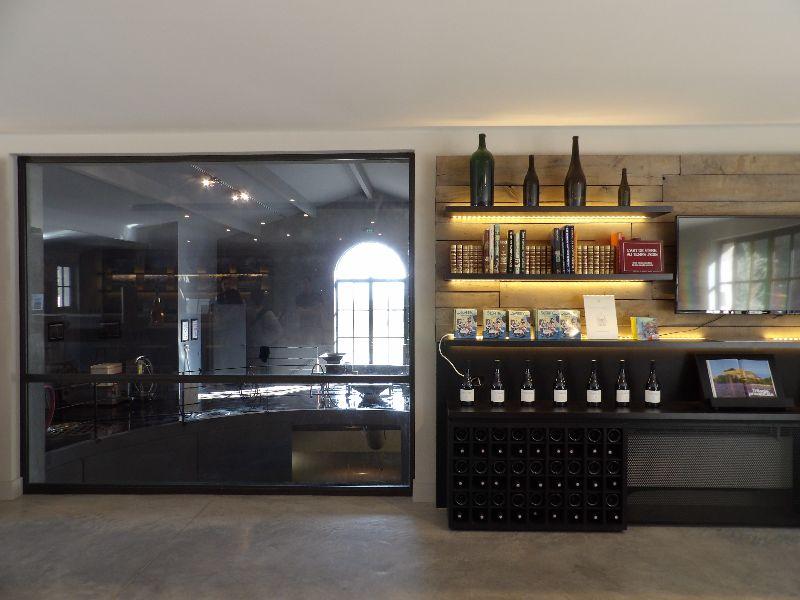 Magasin vente vins Domaine de Fontenille Luberon - DR Melle Bon Plan 2016
