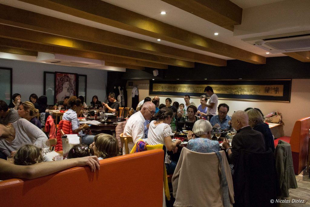 Restaurant Chez He Paris - DR Nicolas Diolez 2016