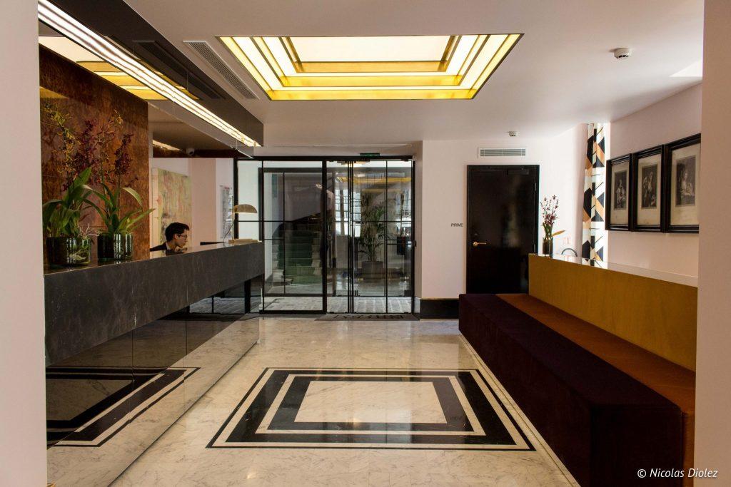 Hotel Saint Marc Paris - DR Nicolas Diolez 2016