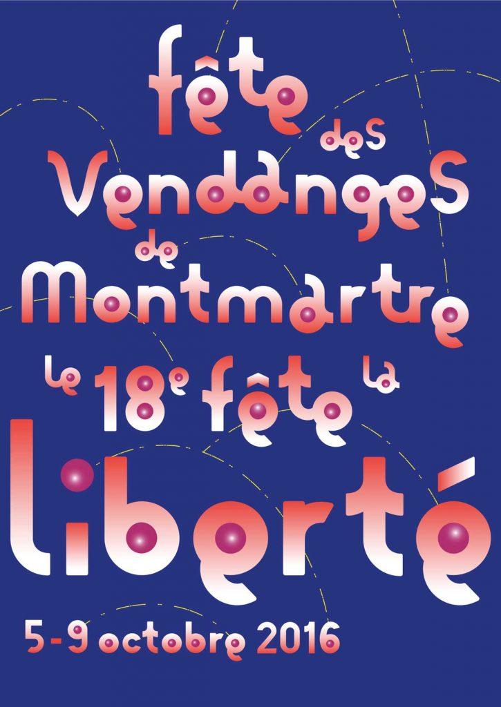 fête des vendanges de Montmartre 2016