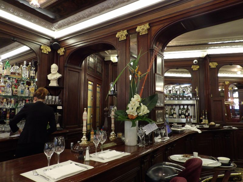 Restaurant Le Gallopin Paris - DR Melle Bon Plan 2016