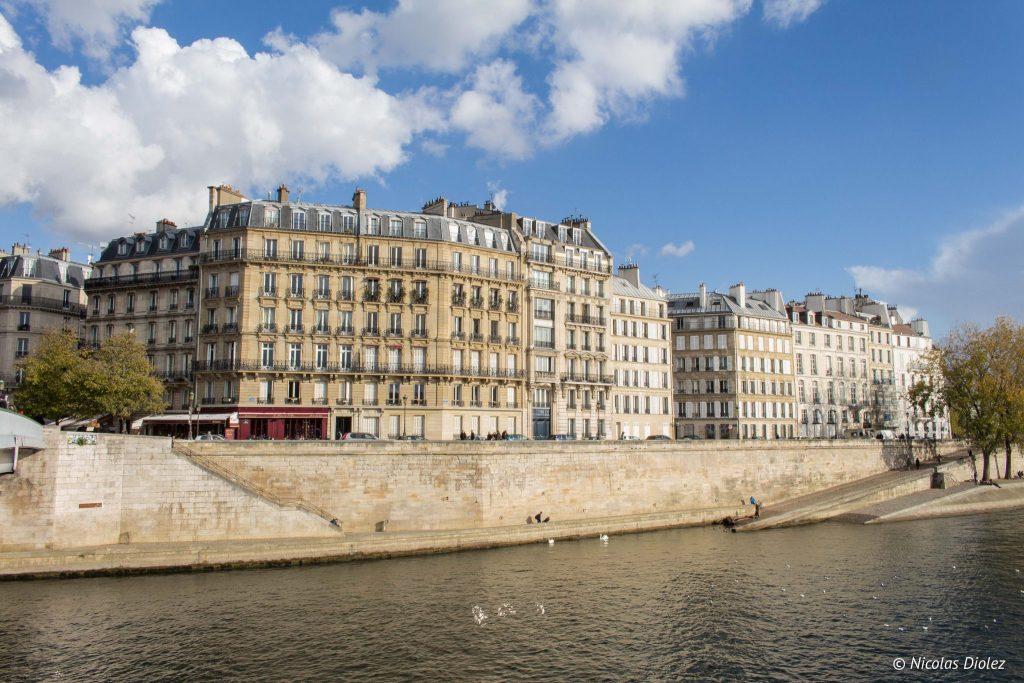 Brasserie de l'isle saint louis Paris - DR Nicolas Diolez 2016
