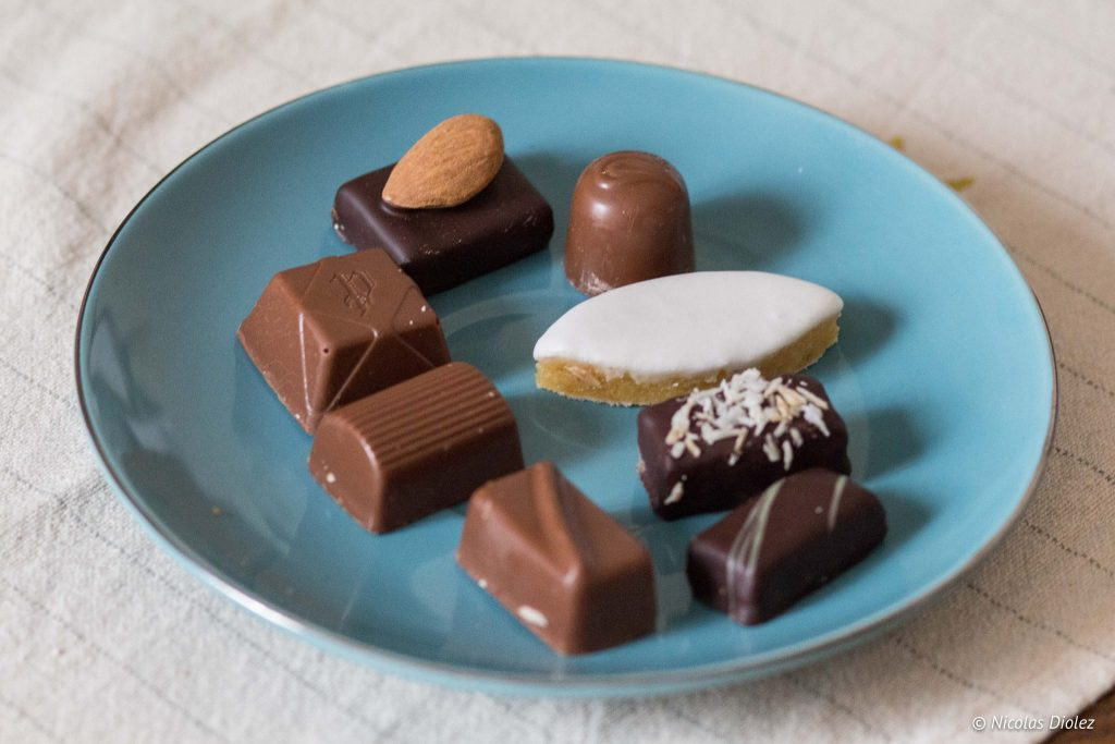 boite chocolats Maison Puyricard - DR Nicolas Diolez 2016