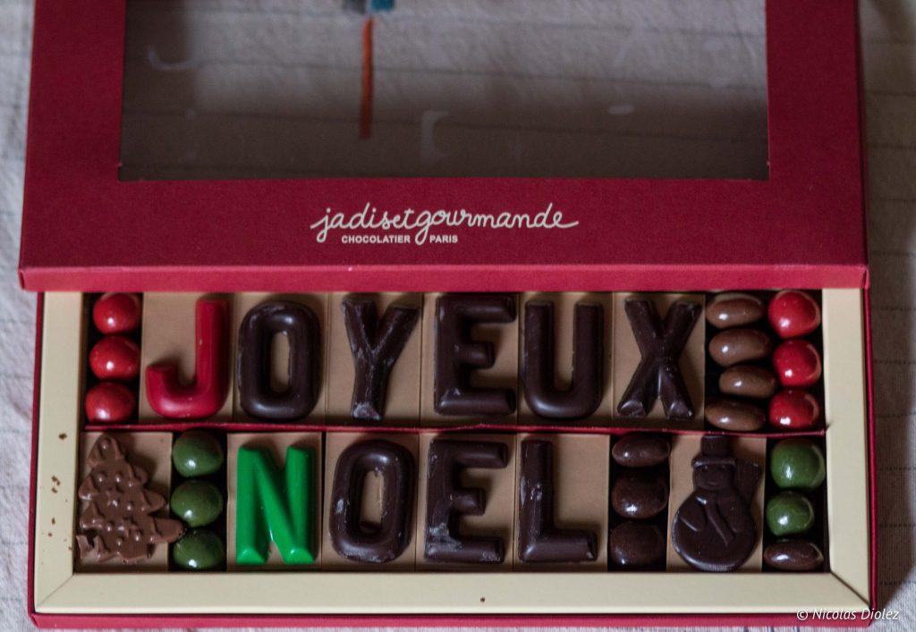 chocolats Jadis et Gourmande - DR Nicolas Diolez 2016