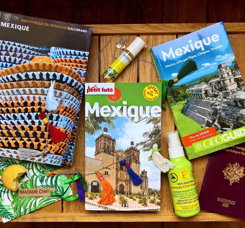 Guides Mexique - DR Melle Bon Plan 2016