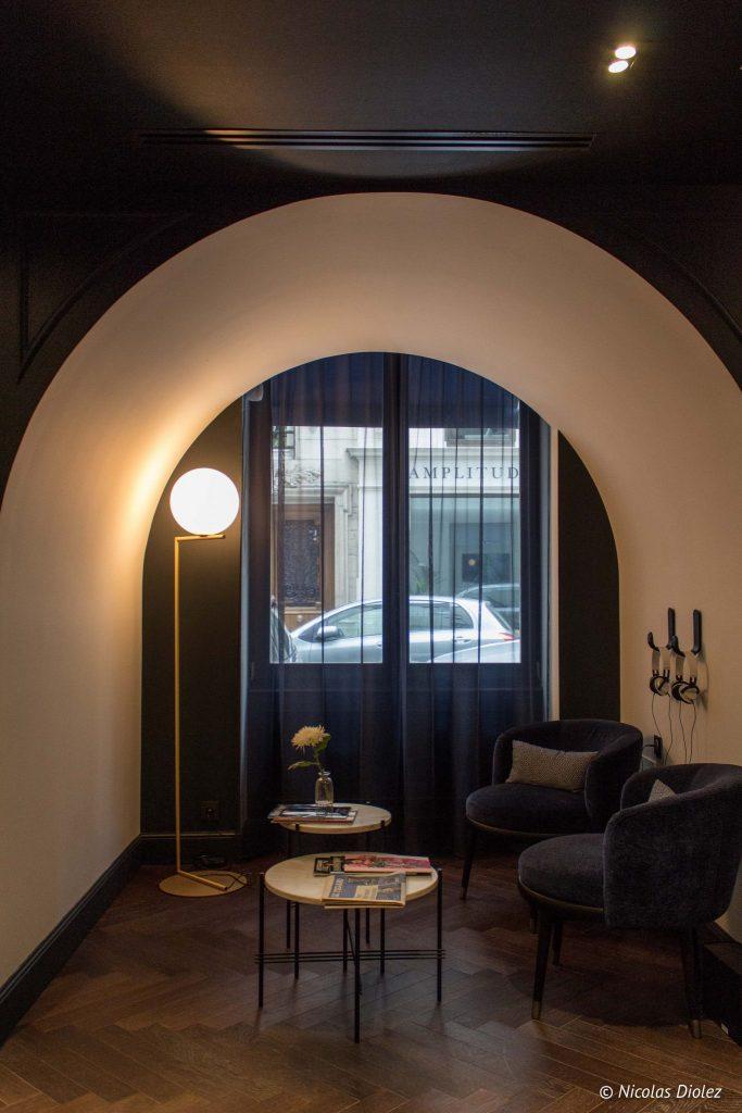 Hotel Square Louvois Paris - DR Nicolas Diolez 2016