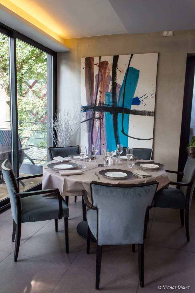 Restaurant La Passerelle Issy Les Moulineaux - DR Nicolas Diolez 2016
