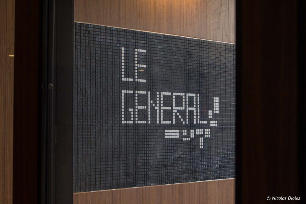 Hotel Le Général Paris - DR Nicolas Diolez 2016