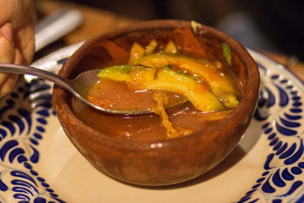 Restaurant Mesón Sacristía de la Compañía Puebla - DR Nicolas Diolez 2016