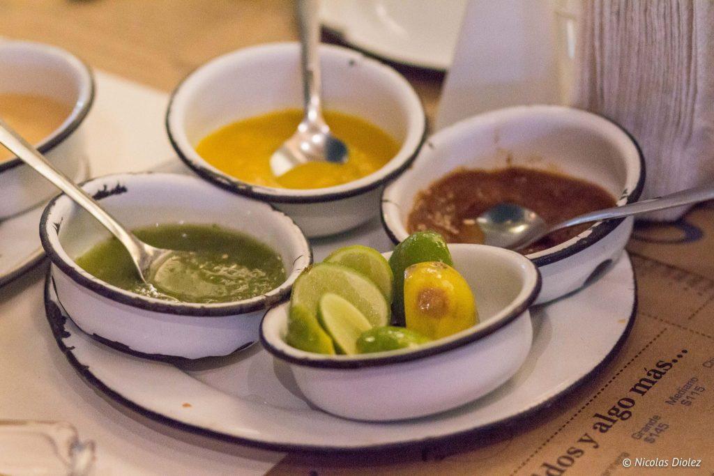 Restaurant Salomé Puebla Mexique - DR Nicolas Diolez 2016