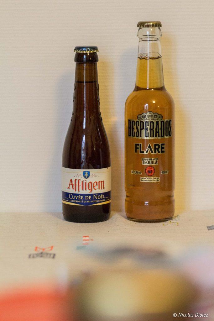 Desperado Affligem bière de noël - DR Nicolas Diolez 2016