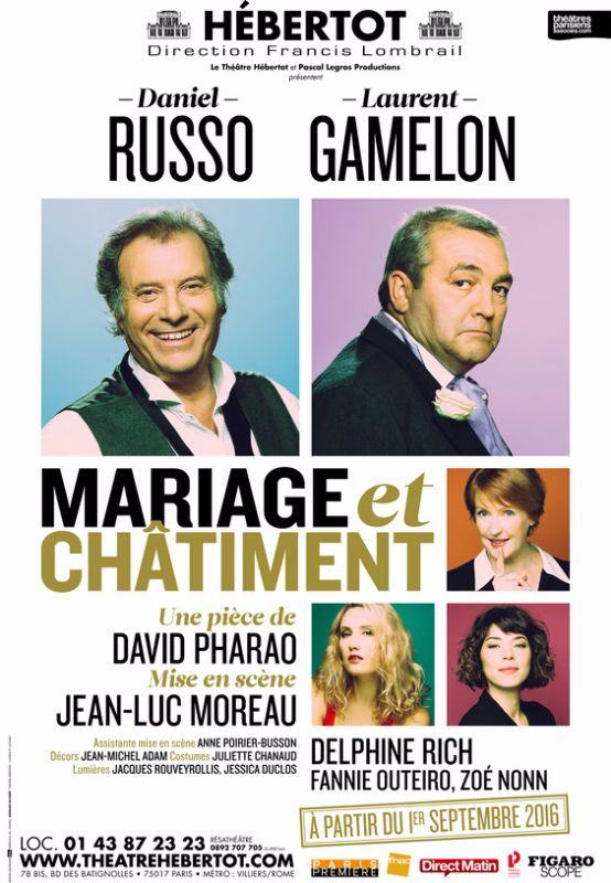 Mariage et Châtiment théâtre
