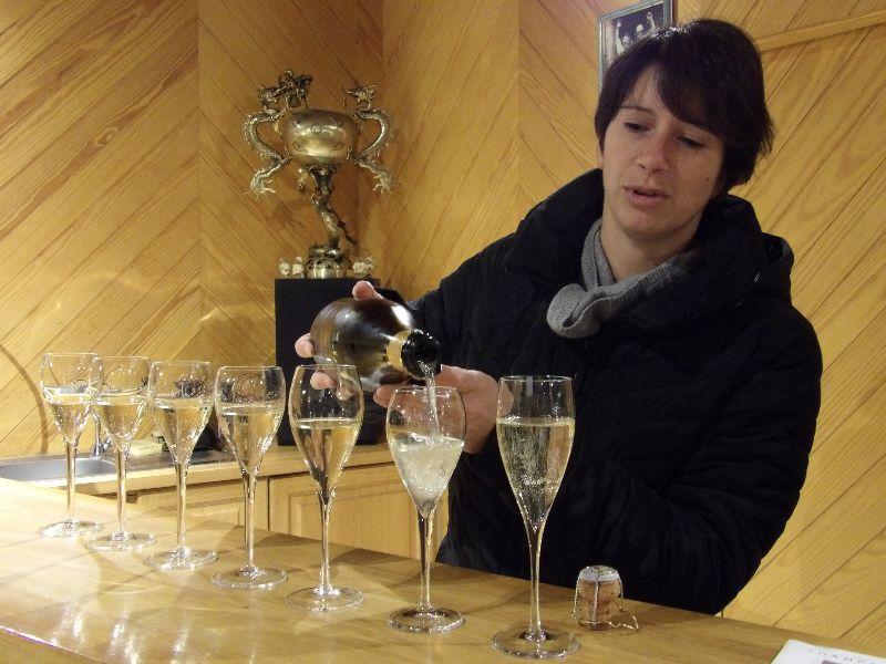 champagne L&S Cheurlin Aube - DR Melle Bon Plan 2016