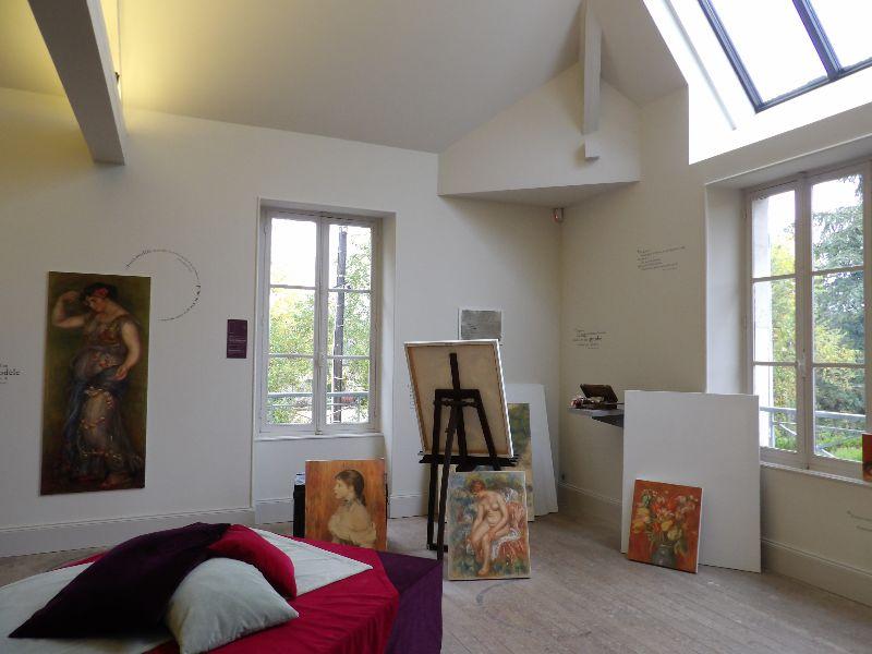 centre culturel Renoir Aube - DR Melle Bon Plan 2016