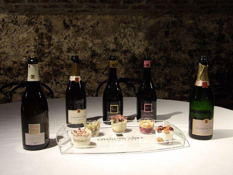 Champagne Chassenay d'Arce Aube - DR Melle Bon Plan 2016