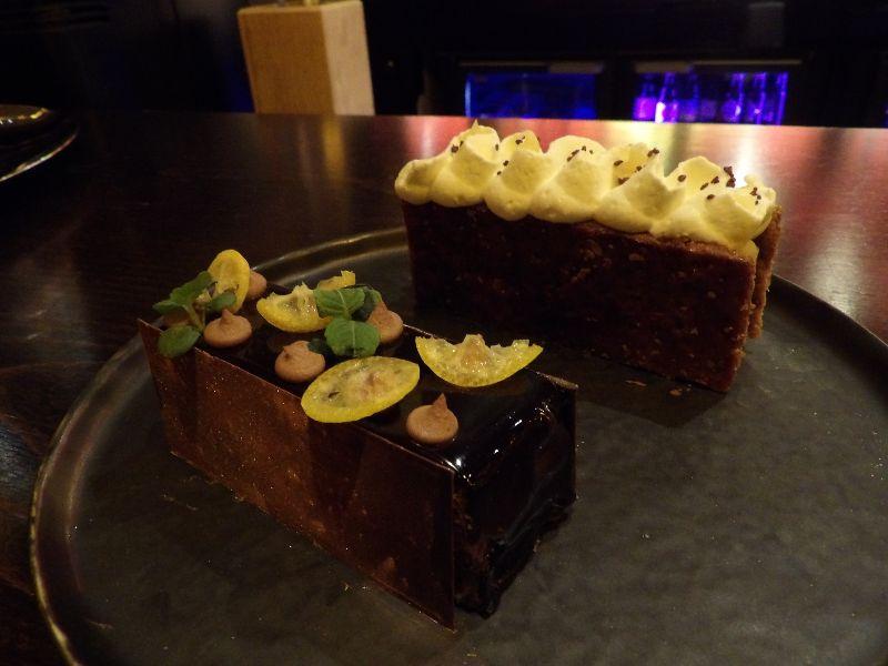 Gateaux tea time hiver Buddha Bar Hotel - DR Melle Bon Plan 2016