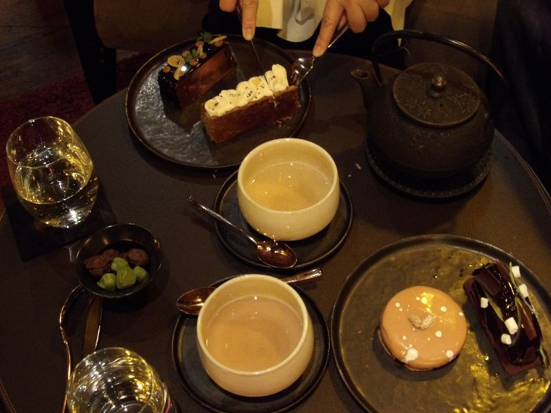 tea time hiver Buddha Bar Hotel - DR Melle Bon Plan 2016