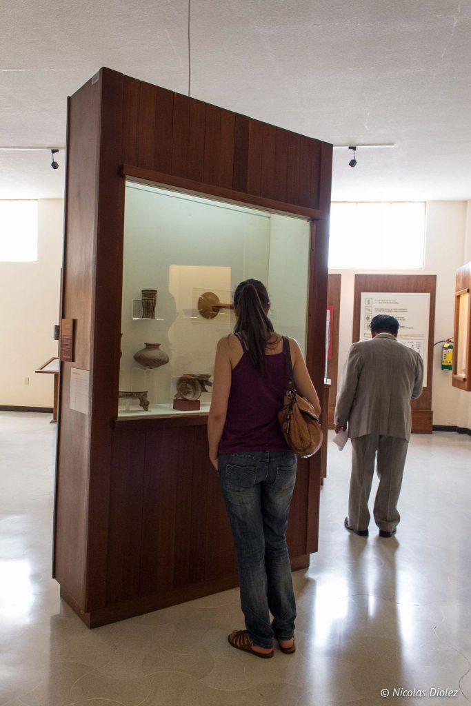 Musée Cholula Mexique - DR Nicolas Diolez 2016