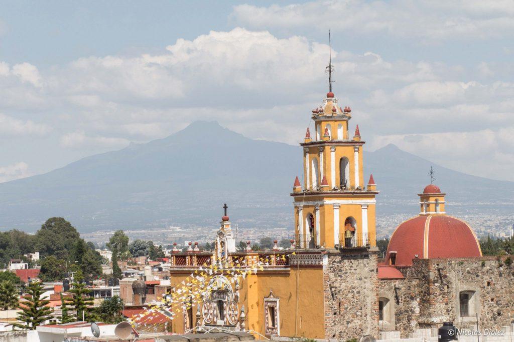 Cholula Mexique - DR Nicolas Diolez 2016