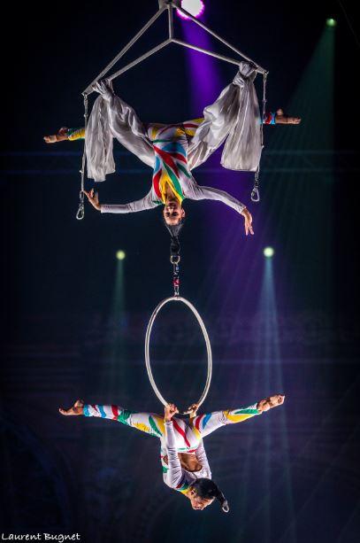 CirkaCuba cirque Phénix