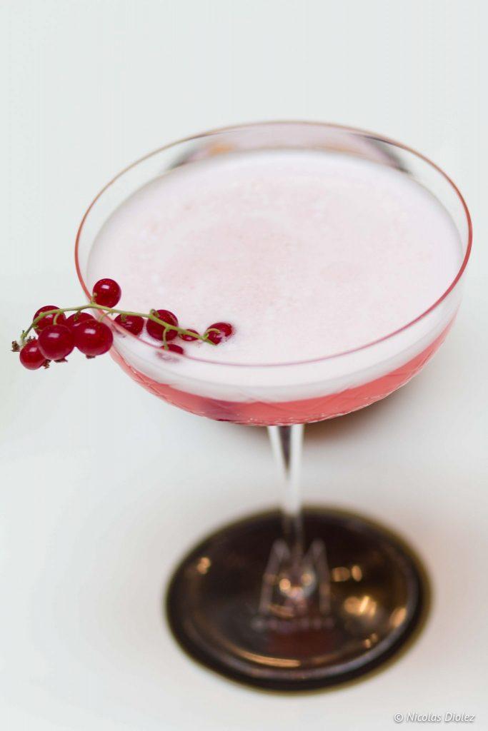 Cocktails Hôtel l'Echiquier Opéra Paris - DR Nicolas Diolez 2016