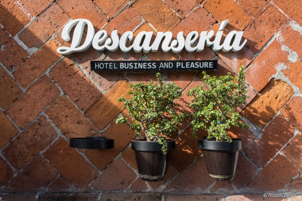 Hotel Descanseria Puebla - DR Nicolas Diolez 2016