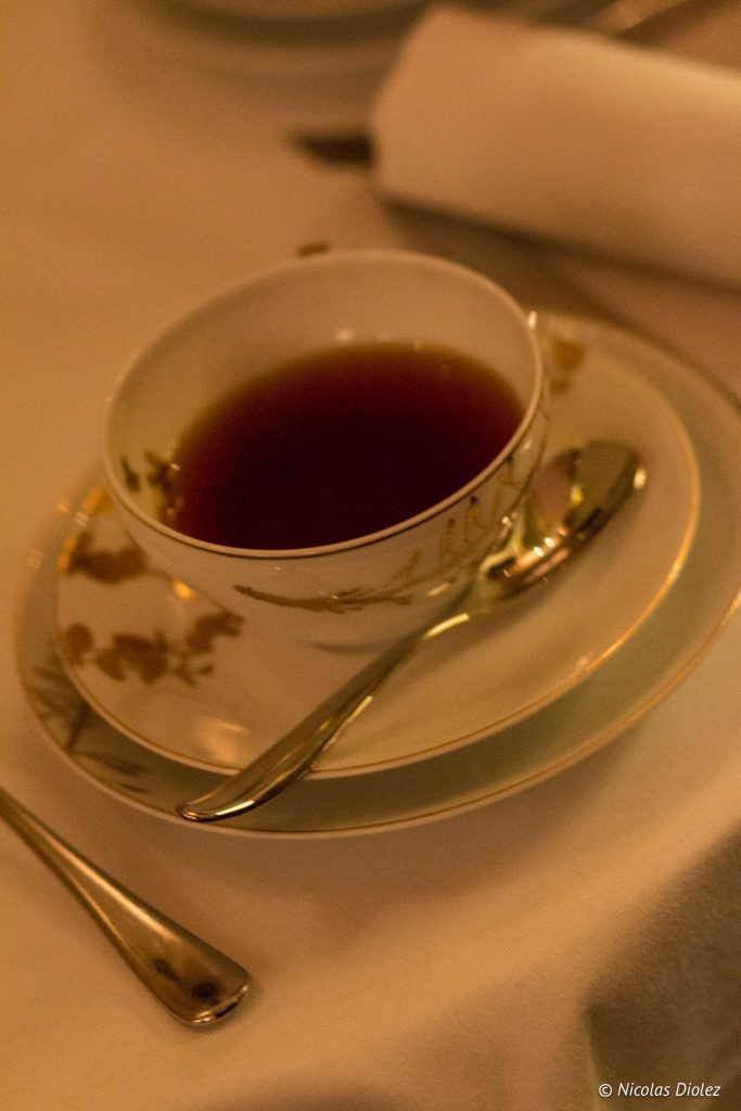 Afternoon tea noël de l'hotel Paris - DR Nicolas Diolez 2016